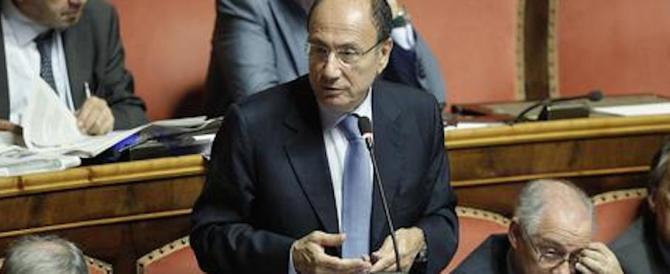 Forza Italia, Renato Schifani coordinatore della campagna per il No