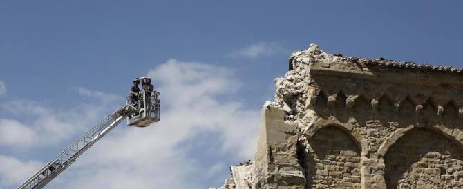 Il cardinale Turkson: «La ricostruzione post sisma? Pensare agli uomini»