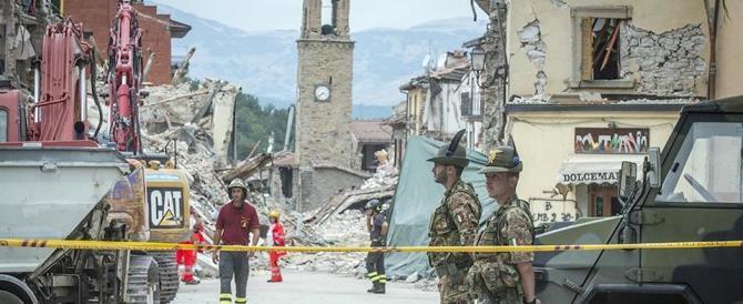 Terremoto ad Amatrice, a un anno dal sisma arrivano i primi 5 indagati