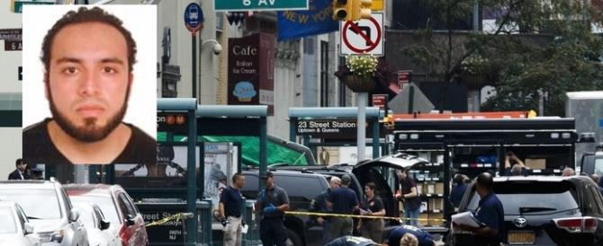 Bomba a NY, caccia a un 28enne afghano: «È armato e pericoloso»