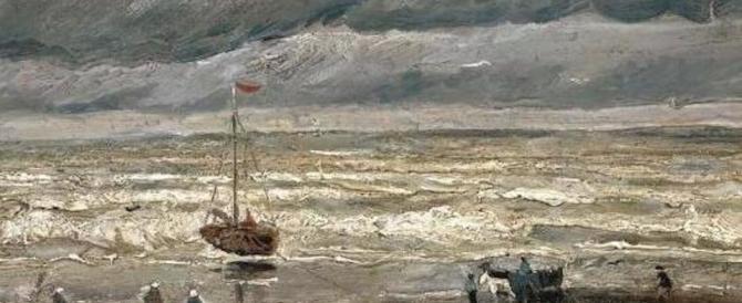 Camorra, ritrovati dalla Finanza due capolavori di Van Gogh rubati nel 2002