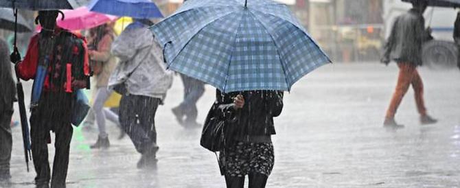 Dopo Ognissanti stop all'anticiclone, tornano il vento e la pioggia