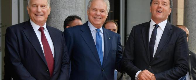 """Ponte sullo Stretto, esposto M5S contro Renzi: """"Manipolato il mercato"""""""