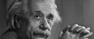 All'asta una lettera scritta a mano da Einstein al figlio: vale 100mila dollari