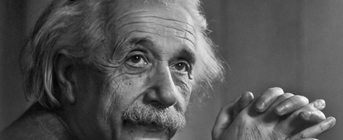 Il telescopio di Albert Einstein sarà battuto all'asta da Christie's