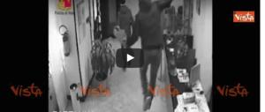 I rapinatori finiscono in manette: le immagini degli arresti a Trapani (video)