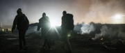 A Calais le ruspe hanno quasi finito ma resistono 1000 irriducibili