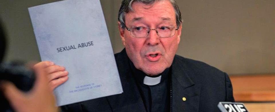 Pedofilia, il cardinale Pell interrogato in Vaticano dalla polizia australiana