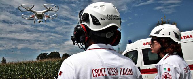 Così la Croce Rossa addestrerà i piloti di droni per operare nelle emergenze