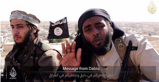 I ribelli siriani strappano al controllo dell'Isis la città simbolo di Dabiq