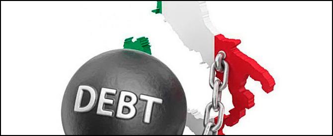 Renzi ci sta inguaiando: il debito pubblico schizza a oltre il 133%