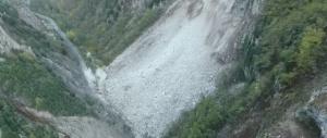 Terremoto, allo studio le deformazioni del suolo in 130 Km quadrati