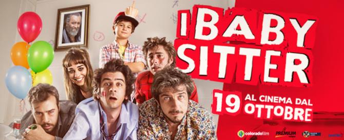Con «I Babysitter» la Colorado film fa centro. Dal 19 ottobre nelle sale