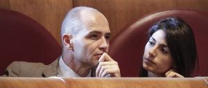 """""""Un ordigno contro il consulente del vicesindaco Frongia"""". Minaccia o bufala?"""