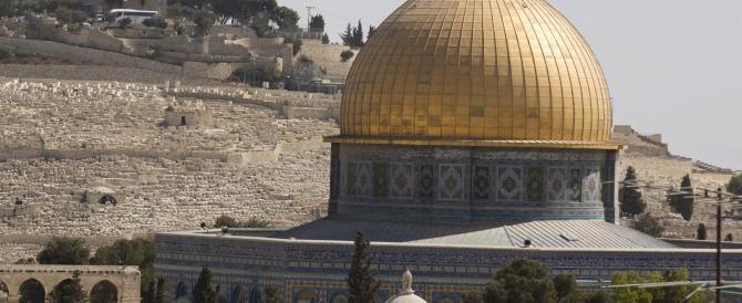 E adesso l'Unesco cancella anche i cristiani da Gerusalemme