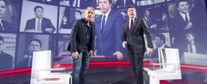 """Rai in ginocchio da Renzi per il Sì. In arrivo un altro spot a """"Politics"""""""