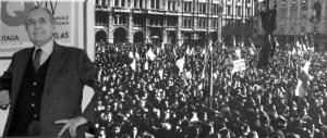 Gino Agnese: quanti giovani nel Msi degli anni '50, tutti per Trieste italiana