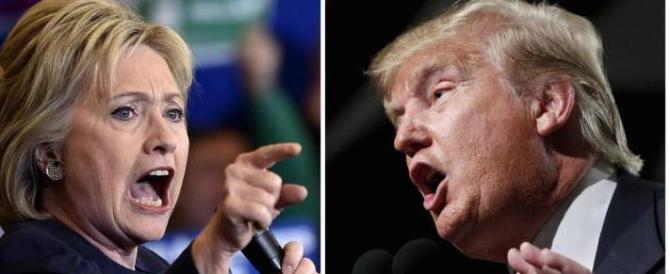Il secondo duello Trump-Clinton andrà in diretta tv anche in Italia. Ecco dove