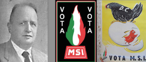 "25 anni fa l'addio a Filosa, fascista ""antifascista"", deputato Msi nel 1948"