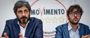 """I grillini cascano dal… Fico: """"Non ci mettiamo con Salvini il fascista"""""""