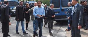 Salvini all'attacco di Berlusconi: «Fa prevalere gli interessi di Mediaset»
