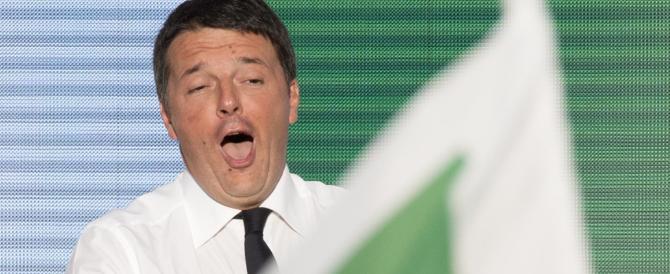 Referendum, Renzi alla prova della piazza. Urla, ma non convince