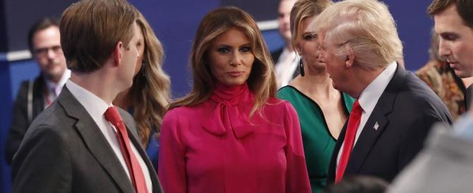 """Scuse e risarcimento a Melania Trump, che il Daily Mail definì """"escort di lusso"""""""