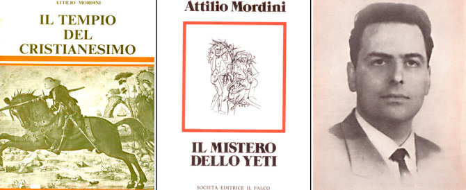 50 anni fa moriva Attilio Mordini: un gigante della cultura snobbato perché fascista