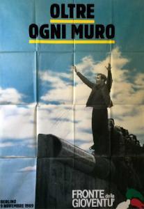 Manifesto del FdG sulla caduta del Muro di Berlino
