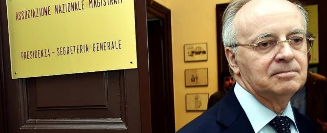 """Penalisti contro Davigo: """"La sua corrente ha un volto autoritario e antidemocratico"""""""