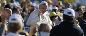 "Papa Francesco a sorpresa: ""Andrò in Iraq? Se Allah vuole"""