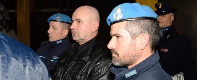Il bosniaco Paraga a processo. È accusato di aver ucciso tre italiani