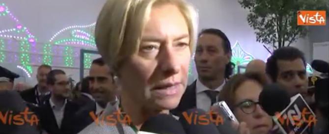 Il ministro Pinotti: «Truppe italiane in Russia? Niente di nuovo» (video)