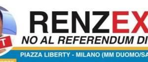 """Giorgia Meloni apre """"Renzexit"""" a Milano illustrando la battaglia di Fratelli d'Italia"""