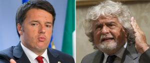 Il ko di Renzi apre la resa dei conti: mezzo Pd è già in ginocchio da Di Maio