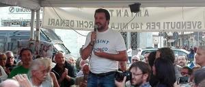 Legittima difesa, Salvini contro il Pd: «Vuole mantenere una legge assurda»