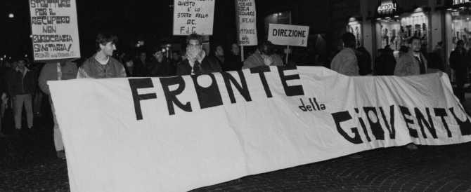 Per me, liberale e anticomunista, il Msi era un pezzo di storia d'Italia