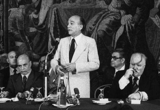 """Il primo Msi. Battioni ricorda gli inizi di un'avventura """"scapigliata e irridente"""""""