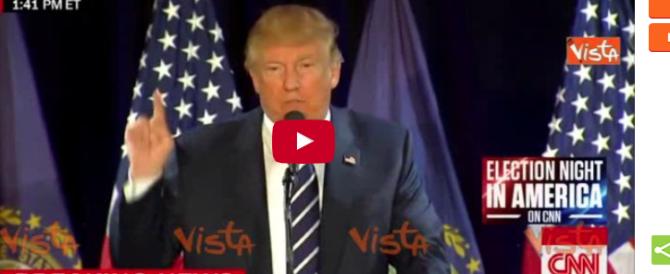 Ora Trump mette davvero paura a Hillary. E non solo per il Mailgate (video)