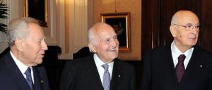 Trattativa Stato-mafia: le agende di Ciampi, le chiacchiere di Scalfaro