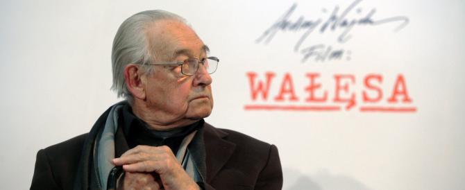 È morto Andrzej Wajda, il regista che raccontò l'orrore del comunismo