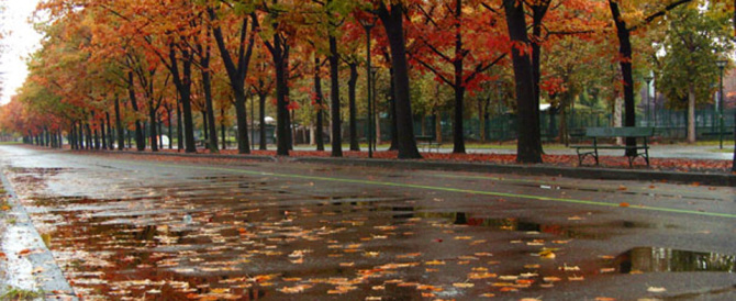 Previsioni meteo: irrompe l'autunno, in arrivo piogge e clima più freddo