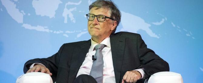 Bill Gates con la Clinton? È una bufala: «Io e mia moglie mai in politica»