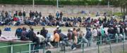 Calais, già partiti 11 pullman. Il 2016 anno record per gli sbarchi in Italia