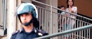 Case occupate dai migranti a Roma: accoltellamenti a raffica