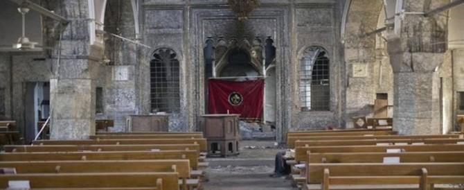 Mosul, i jihadisti si accaniscono contro la chiesa di San Giorgio