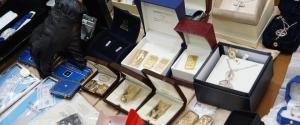 Il tesoro sequestrato ha un valore di due milioni di euro