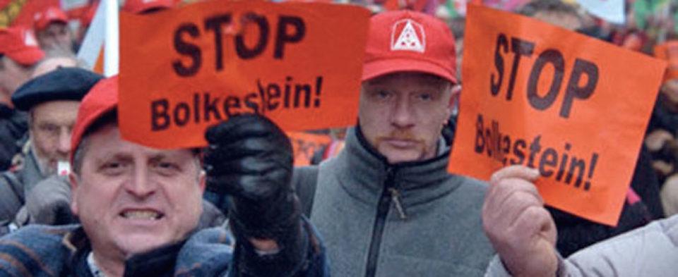 Ambulanti contro la direttiva Bolkestein: solidarietà di Alemanno