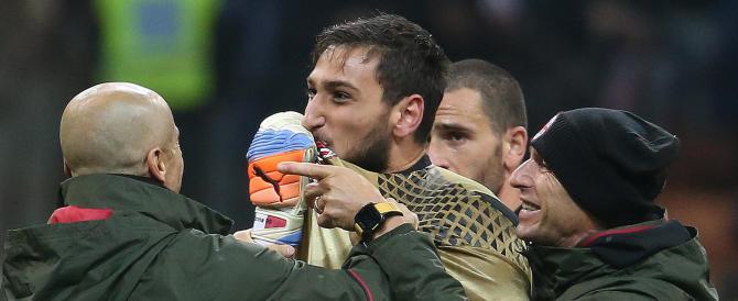 Donnarumma non rinnova col Milan. Possibile l'approdo al Real Madrid