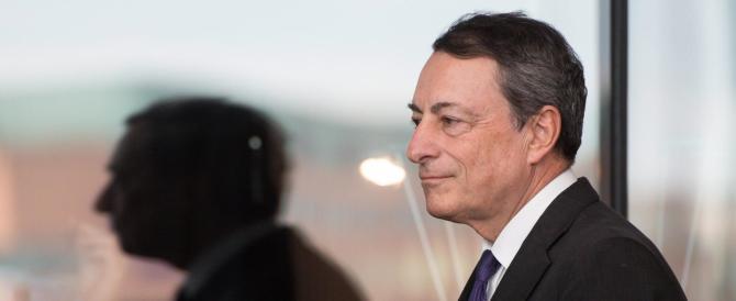 Draghi difende la Bce sui tassi: «Le cose non stanno come dice Berlino»